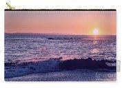 Winter Sunset In Laguna Beach IIi Carry-all Pouch