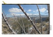 Winter Thorns Carry-all Pouch