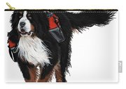 Winter Trails Carry-all Pouch by Liane Weyers