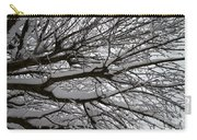 Winter Tree 3 Carry-all Pouch