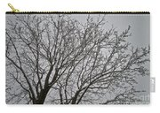 Winter Tree 6 Carry-all Pouch