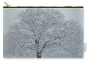 Winter Tree Ipswich Ma Carry-all Pouch