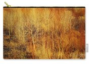 Winter Trees Color 4 Carry-all Pouch