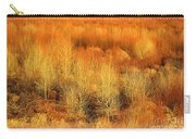 Winter Trees Color  7 Carry-all Pouch