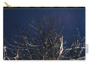 Winter Treetop Carry-all Pouch