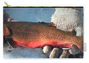 Winter Trout Carry-all Pouch