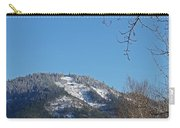 Winter Vista From Grants Pass Carry-all Pouch