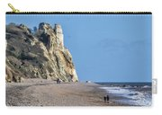 Winter Walking At Branscombe Carry-all Pouch