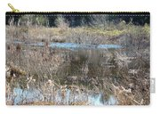 Winter Wetlands Of Alabama Carry-all Pouch