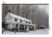 Winter Wonderland At The Valley Green Inn Carry-all Pouch