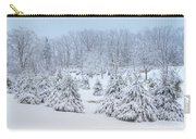 Winter Wonderland In West Virginia Carry-all Pouch