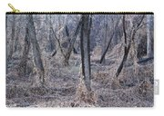 Winter Woods In Missouri 1 Carry-all Pouch
