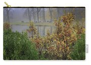 Winterberry In Fog Carry-all Pouch