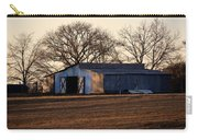 Winter's Cow Barn Carry-all Pouch