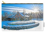 Winters Day Photoart 6 Carry-all Pouch