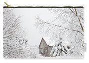 Winter's End Carry-all Pouch