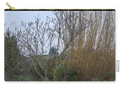 Winters Garden In Seattle  Carry-all Pouch