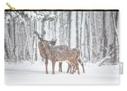 Winters Love Carry-all Pouch