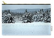 Winter's Love  Carry-all Pouch