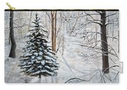 Winter's Peace Carry-all Pouch