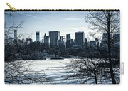Winter's Touch - Manhattan Carry-all Pouch