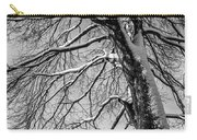 Winters Tree Carry-all Pouch