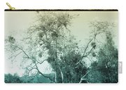 Winter's Tree Carry-all Pouch