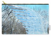 Winter's Wings Carry-all Pouch