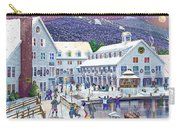 Wintertime At Waterville Valley New Hampshire Carry-all Pouch by Nancy Griswold