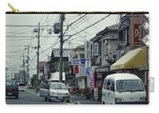Wired Neighborhood - Kyoto Japan Carry-all Pouch
