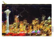 Wired Seattle Carry-all Pouch