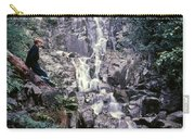 Wirt At Falls In Bc Carry-all Pouch