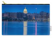 Wisconsin Capitol Reflection Carry-all Pouch