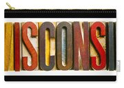 Wisconsin Carry-all Pouch