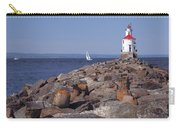 Wisconsin Point Lighthouse 1 K Carry-all Pouch