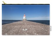 Wisconsin Point Lighthouse 6 B Carry-all Pouch