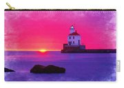 Wisconsin Point Lighthouse Carry-all Pouch