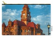 Wise County Courthouse Carry-all Pouch