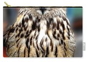 Wise Forest Mountain Owl Spain Carry-all Pouch