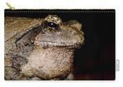 Wise Old Frog Carry-all Pouch