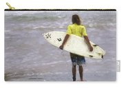 Wishin Waves Carry-all Pouch
