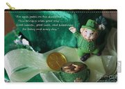 Wishing You A Happy St. Patricks Day Carry-all Pouch