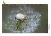 Wispy Dandelion Fluff Carry-all Pouch