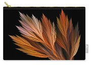 Wispy Tones Of Autumn Carry-all Pouch