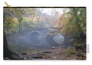 Wissahickon Creek And Bells Mill Road Bridge Carry-all Pouch