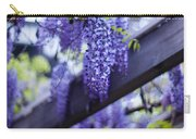 Wisteria Beams Carry-all Pouch
