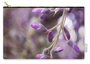 Wisteria Beginnings Carry-all Pouch