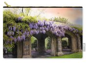 Wisteria In May Carry-all Pouch
