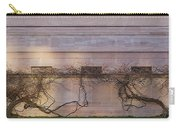 Wisteria In Winter Carry-all Pouch