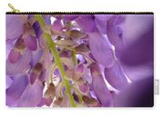 Wisteria Macro 1 Carry-all Pouch
